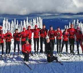 Competition begins soon for MV Nordic Team