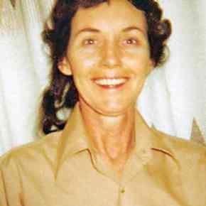 Memorial for Ruby Darleen Ames Burns