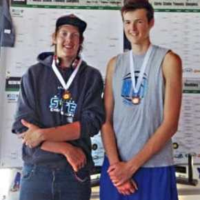 Liberty Bell doubles team takes 7th place at state tennis tourney