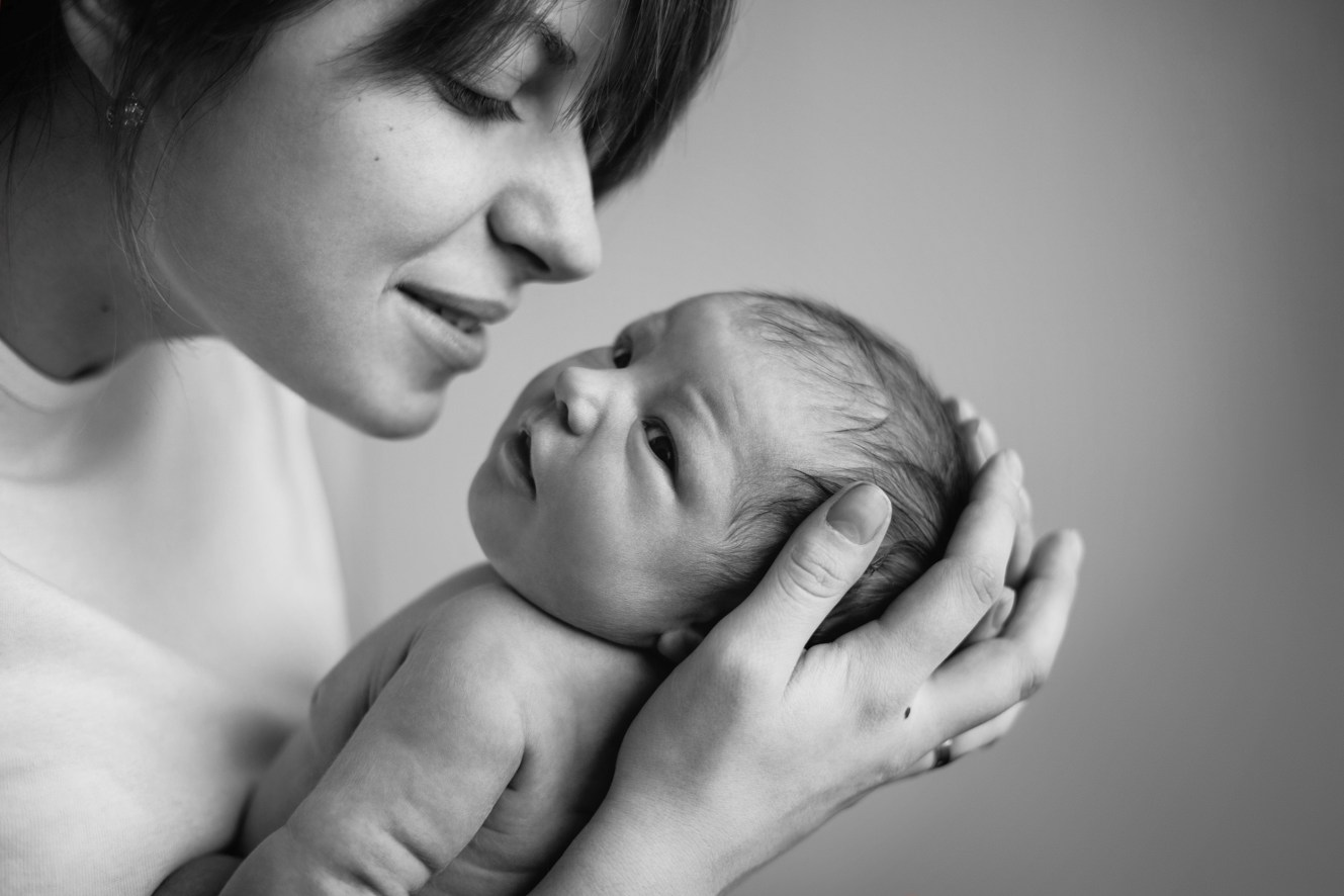 MOTHER AND CHILD PORTRAITS PART 1 004889 (Custom)