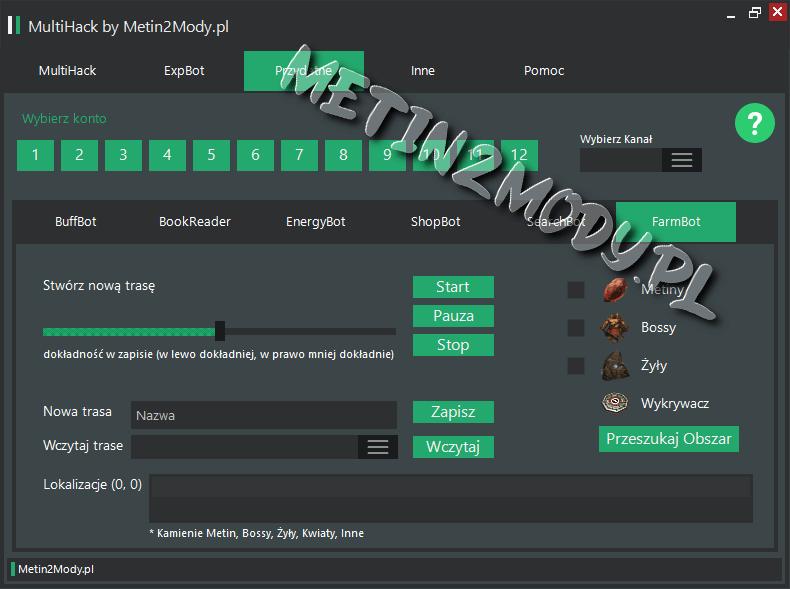 FarmBot Metin2