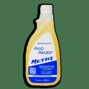 Removedor Para Tinta Base álcool Metiq 500ml