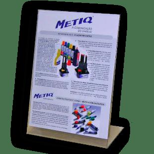 Expositor De Mesa A4 Formato L