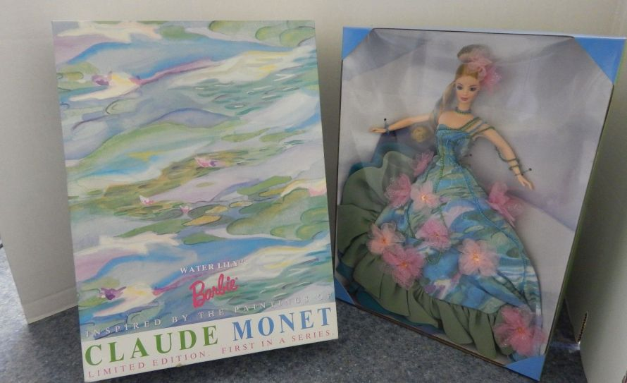 barbie-monet