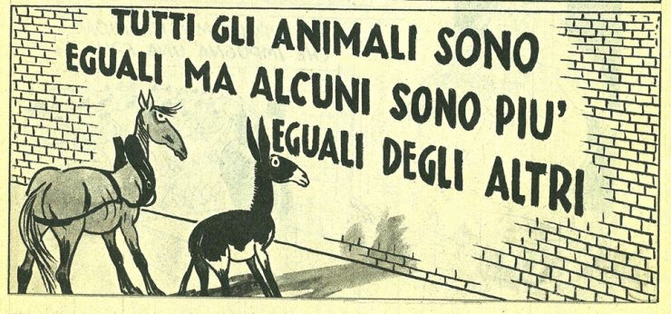 ANIMAL FARM, TRA DISTOPIA LETTERARIA E SATIRA POLITICA