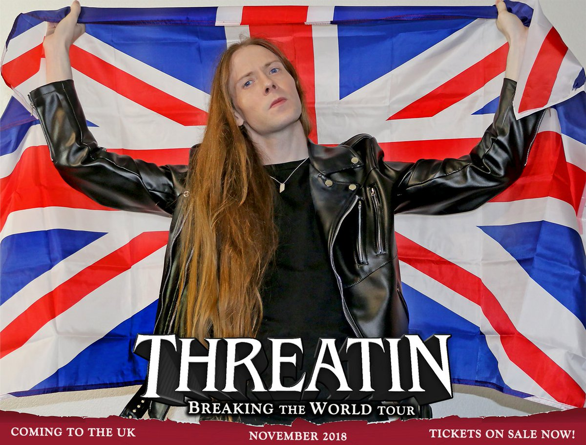 "L'INCREDIBILE VICENDA DEI THREATIN, LA ""TRUFFA"" DEL ROCK"