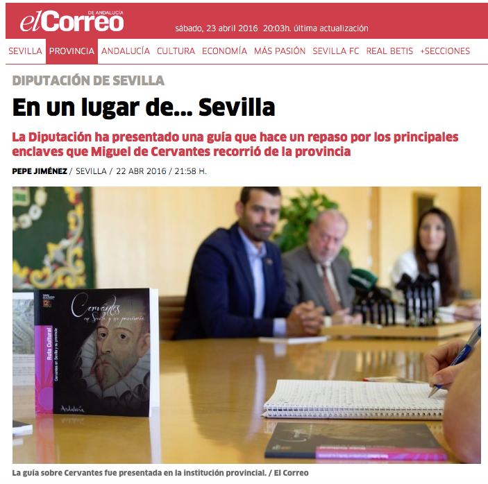 En un lugar de… Sevilla