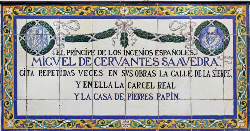Sevilla recupera a Cervantes