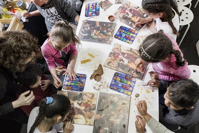 Las actividades didácticas del Año Murillo en Sevilla han contado ya con más de 5.000 participantes