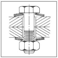 Шайбы пружинные тарельчатые DIN 6796