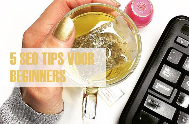 SEO tips beginners