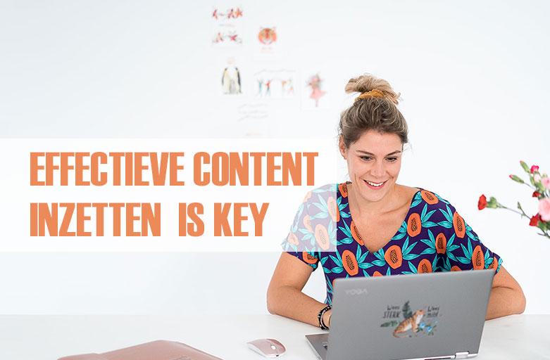 effectieve content blog