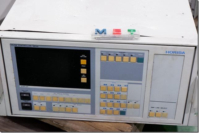 ETC1618_001_MEXA-9100_HORIBA_FLOWCONTROLLERMEXA_USED (1)