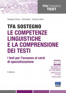 Test di preparazione al Concorso Esercizi commentati, tracce di esame e consigli degli esperti per il Test preliminare TFA Sostegno 2020