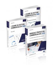commercialista 2020: Manuale - Temi svolti - Esercitazioni per la terza prova scritta