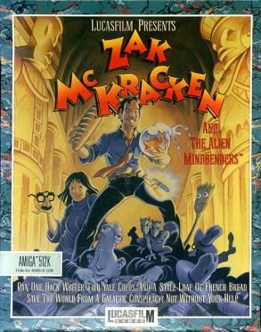 Zak McKracken