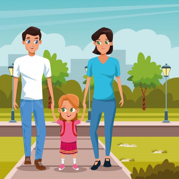 5 Beneficios de ir caminando al colegio con tu hijo