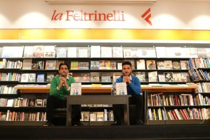 Andrea Acconcia e Giuseppe Moriello Feltrinelli