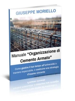 Manuale Esami in 7 Giorni PDF eBook Libro Organizzazione di Cemento Giuseppe Moriello