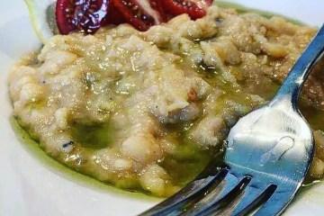 yellow split pea rustic puree recipe greek fava