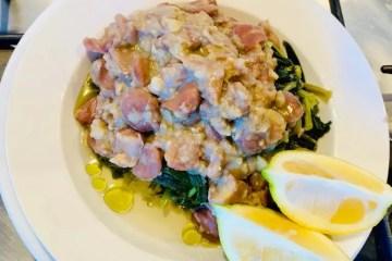 broad beans and dandelion greens recipe mediterranean diet recipe