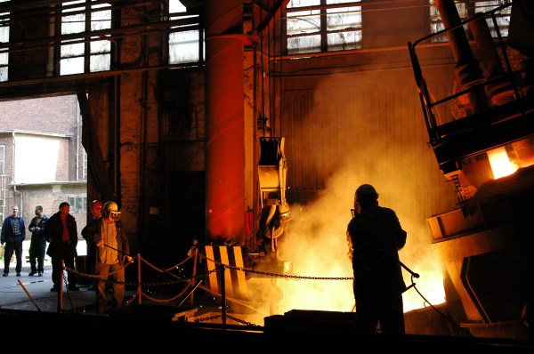 The Miskolc Steel Mills… | Institute of Metallurgical and ...
