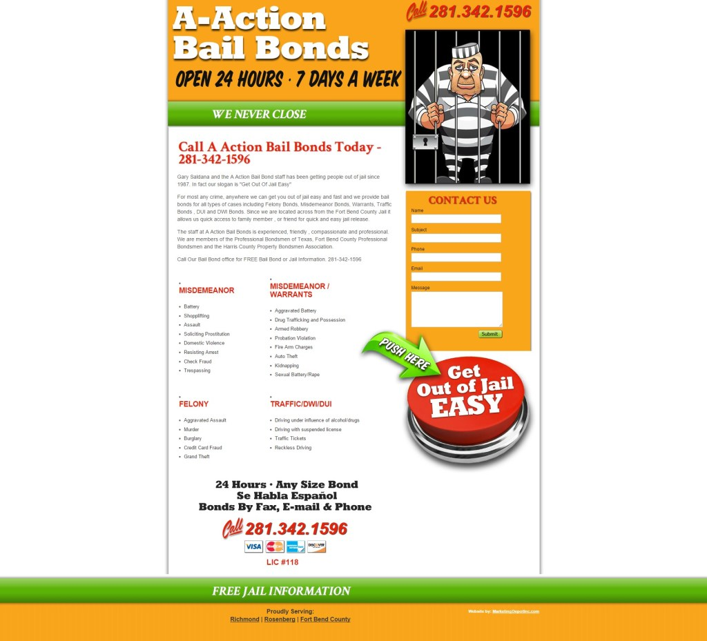 A-Action Bail Bonds