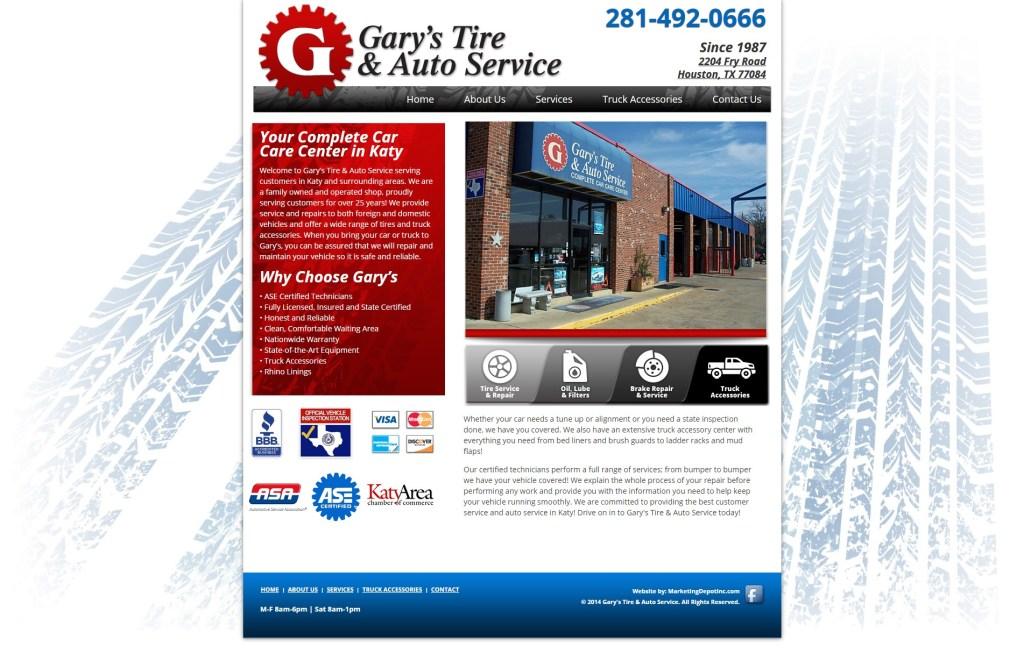 Gary's Tire & Auto Service