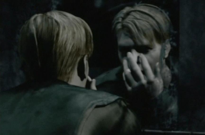 L volution des jeux vid o xxxgeneration for Symbolique du miroir