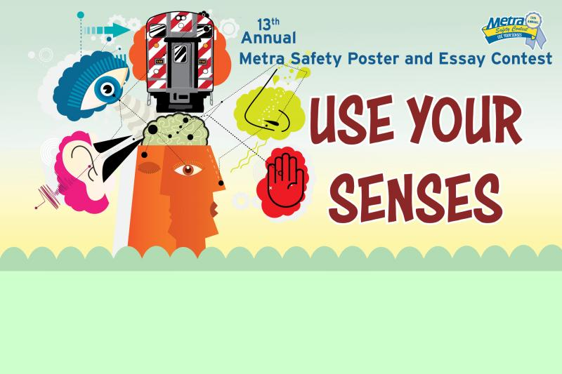 Metra Safety Poster And Essay Contest Metra