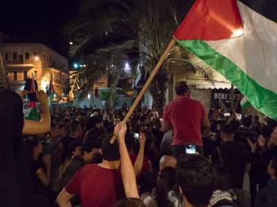 """حين تغدو """"إسرائيل"""" مُنقذاً"""