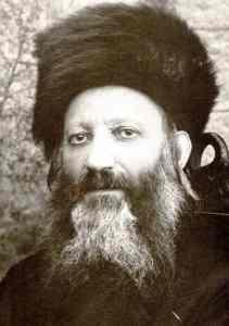 أبراهام إسحاق كوك، الراف كوك الأب.