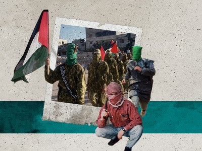 """إجابة وحيدة لـ""""صفقة القرن"""": كل فلسطين"""