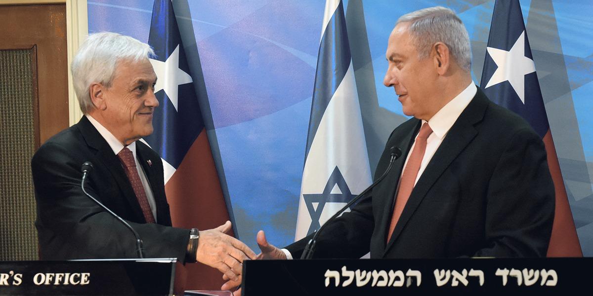 """الشراكة الدمويّة بين تشيلي و""""إسرائيل"""""""