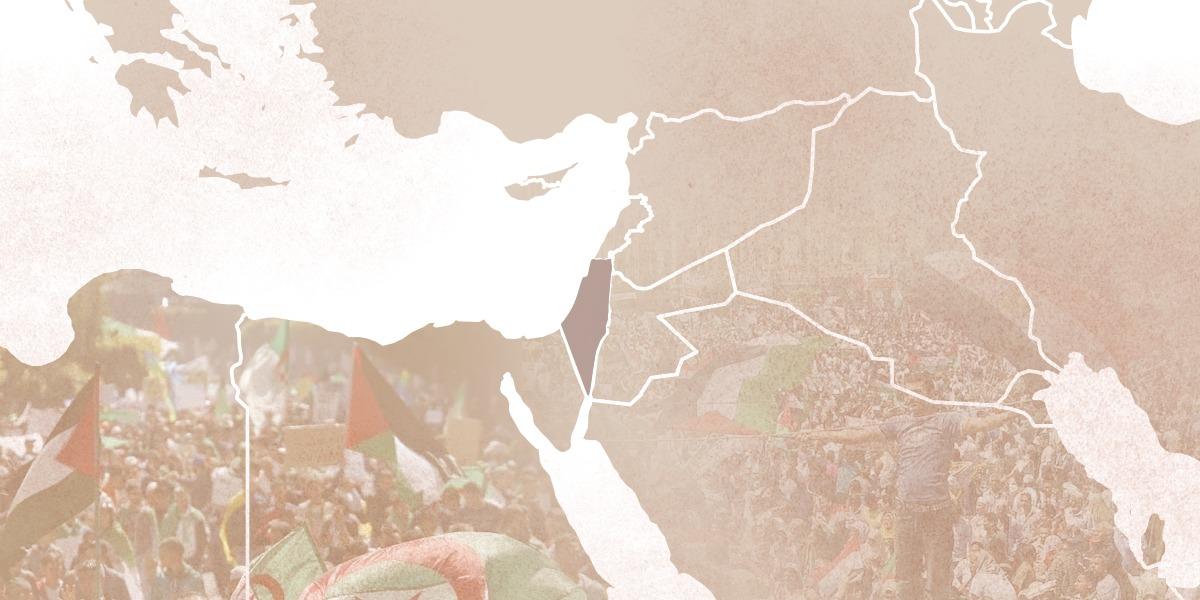 """""""فلسطين الكبرى"""".. عن استحالة التسوية"""