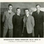 1942-43-Mens-Tennis-InterfacultyArts-43-Champions-Occi