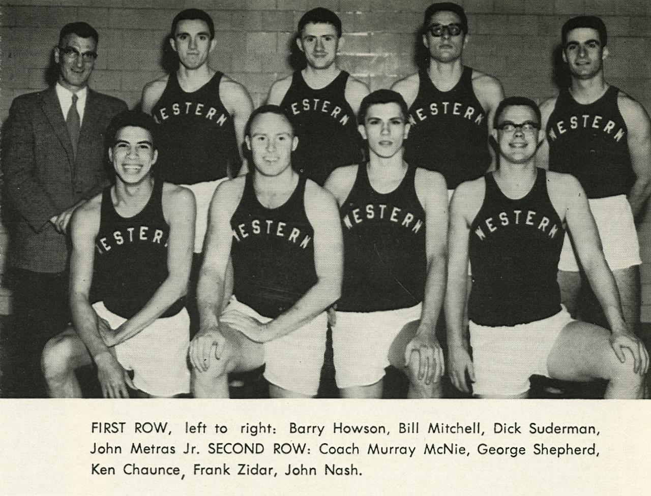 Men's Track and Field – John P. Metras Sports Museum