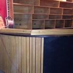 Bar en construction