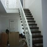 Escalier et garde-corps