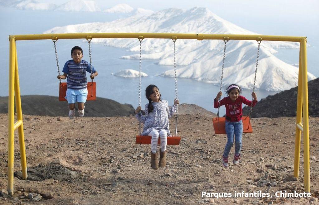 Caso SIDERPERU: Fundición de armas incautadas convertidas en espacios recreativos en Chimbote. Alianza con Sucamec.