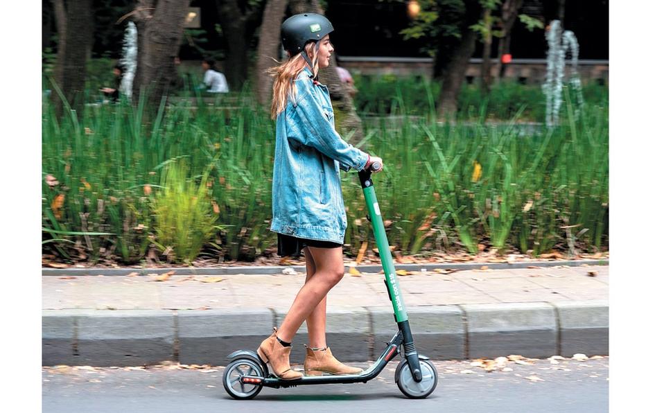El nuevo transporte alternativo de dos ruedas