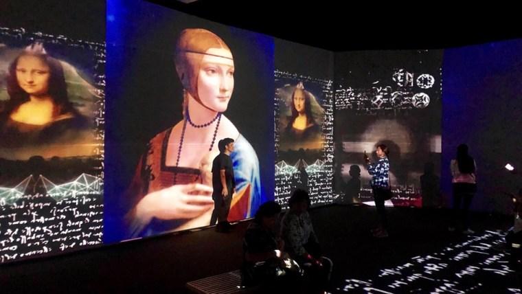 El poder de la tecnología inmersiva en el arte