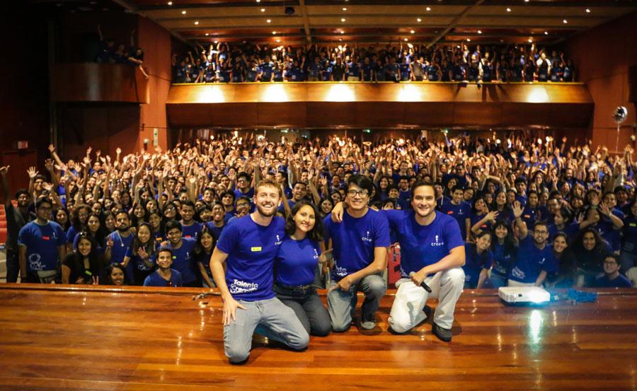 CASO CREA+: Voluntariado profesional