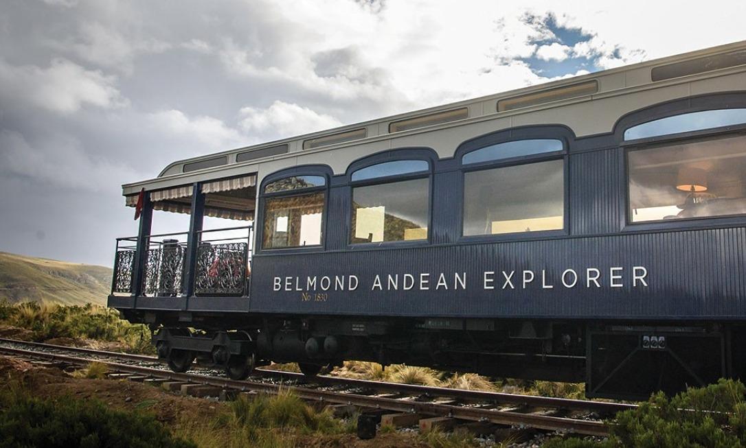 Caso Belmond: Lanzamiento De Belmond Andean Explorer