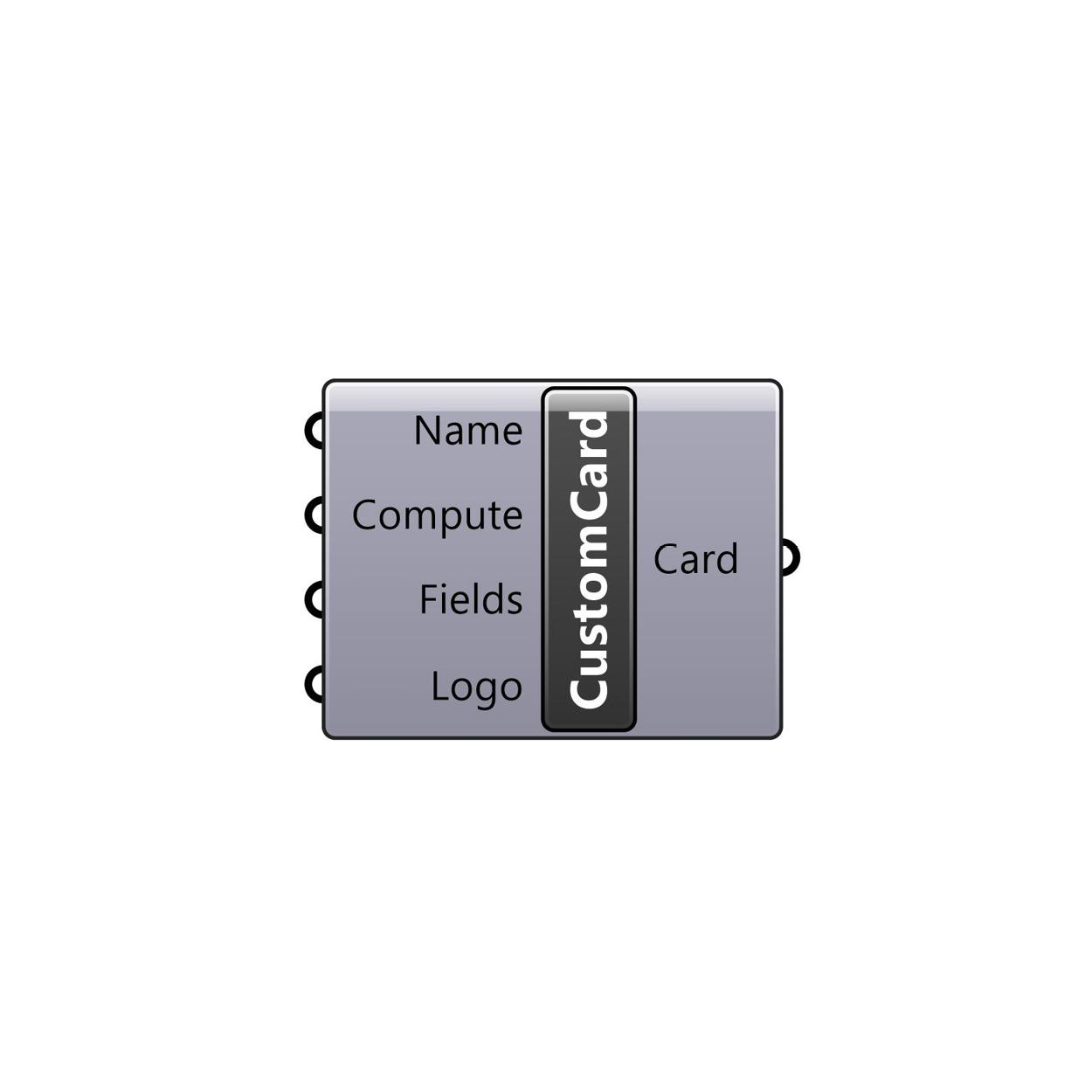 Custom Card component