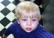 Tragic death: Baby P