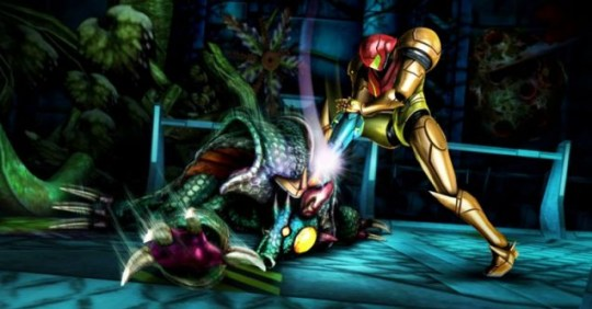 Metroid: Other M (Wii) – Samus Aran, not as badass as you thought