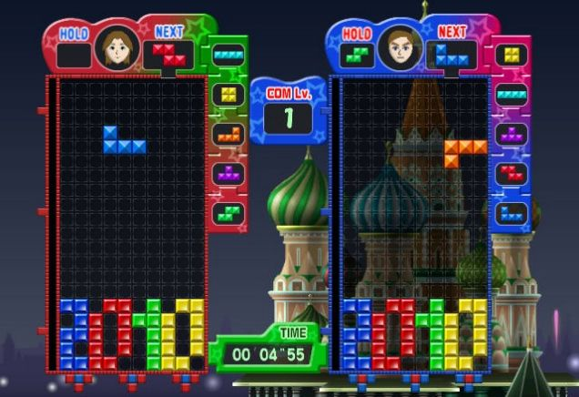 Tetris Party Deluxe (Wii) – Russia's greatest export