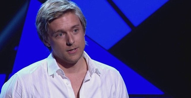 Former G4 member Jonathan Ansell was among the hopefuls auditioning for the show