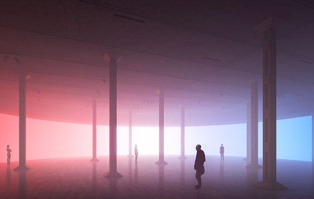 Tate Modern's newest galleries were once oil tanks